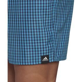 adidas Check CLX SH SL Shorts Men shock cyan
